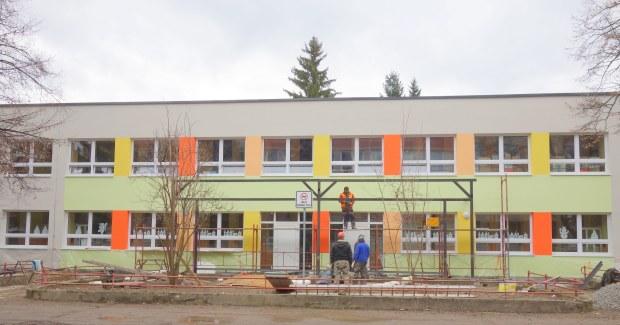 rekonštrukcie školok